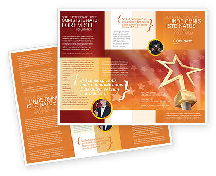 Star Of The Best Brochure Template Design And Layout Download Now - Best brochure templates