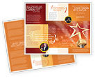 Holiday/Special Occasion: Star Of The Best Brochure Template #04316