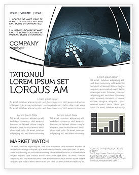 Global: Interactivity Newsletter Template #04321