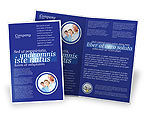 Medical: Osteoporosis Brochure Template #04334