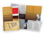 Financial/Accounting: Modello Brochure - Fiducia #04364
