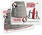 Business Concepts: Resistance Brochure Template #04366