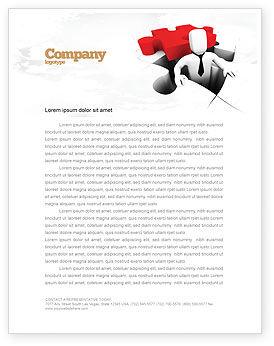 Business Concepts: Templat Kop Surat Solusi Krisis Bisnis #04375