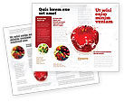 Food & Beverage: Versheid Brochure Template #04397