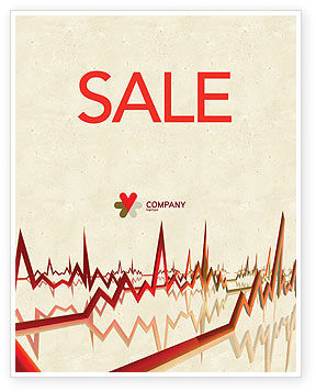 Beat Sale Poster Template, 04431, Medical — PoweredTemplate.com