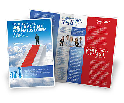 Careers/Industry: Success Way Brochure Template #04434