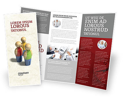 Consulting: Staff Brochure Template #04455