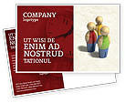 Consulting: Staff Postcard Template #04455