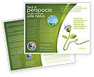Careers/Industry: Renewable Energy Brochure Template #04465