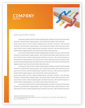 Alternative Routes Letterhead Template