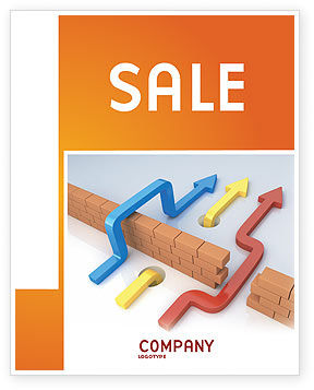 Alternative Routes Sale Poster Template