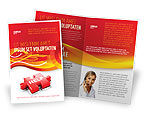 Consulting: Help Puzzle Brochure Template #04470