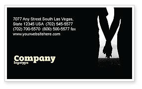 Relationship Business Card Template