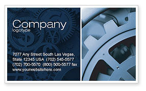 Constituent Business Card Template