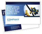 Business Concepts: Filtering Postcard Template #04499