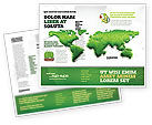 Nature & Environment: Green Grass of World Brochure Template #04500