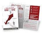 Consulting: Versterking Van Loopbanen Brochure Template #04512