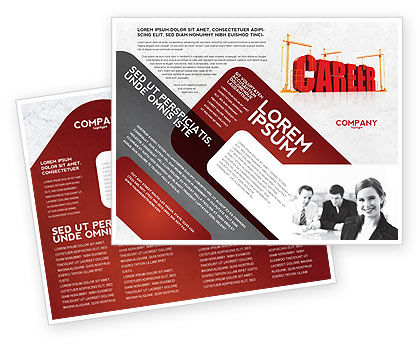 Career building brochure template design and layout download now career building brochure template 04528 careersindustry poweredtemplate maxwellsz