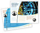 Consulting: Course Brochure Template #04557