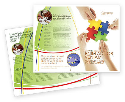 Consulting: Making Choices Brochure Template #04592