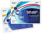 Financial/Accounting: Modello Brochure - Tasso di bordo #04596