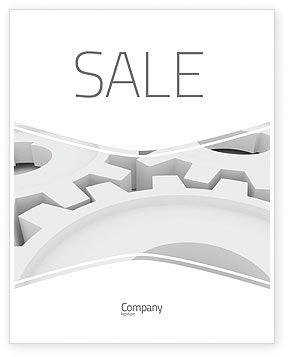 Utilities/Industrial: Process Sale Poster Template #04598
