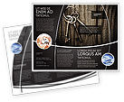 Education & Training: Keys Brochure Template #04609