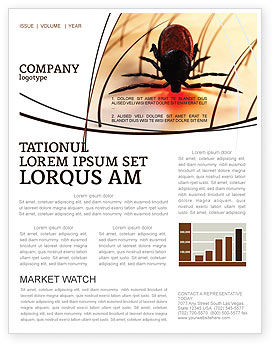 Mite Newsletter Template
