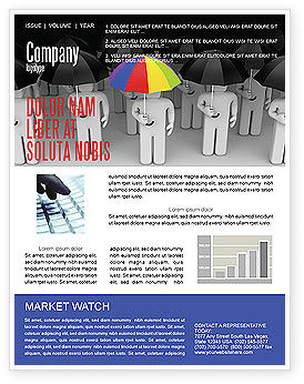 Consulting: Quality Management Newsletter Template #04641