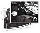 Religious/Spiritual: Plantilla de folleto - buen libro #04645