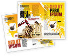 Construction: Demolition Brochure Template #04661