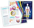 Medical: 身体脉轮宣传册模板 #04696