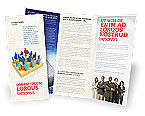 Careers/Industry: Modello Brochure - Monarchia assoluta #04700