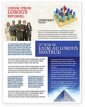 Absolute Monarchy Flyer Template, 04700, Careers/Industry — PoweredTemplate.com