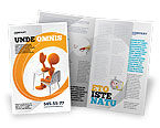 Education & Training: Good Pupil Brochure Template #04715