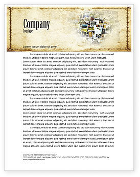 Art & Entertainment: Photo Letterhead Template #04730