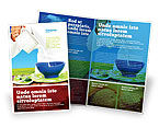 Food & Beverage: Milk Fokkerij Brochure Template #04747