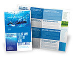 Nature & Environment: Dash Brochure Template #04758