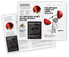 Business Concepts: Strength Brochure Template #04770