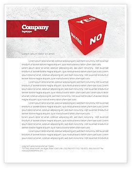 Consulting: Modelo de Papel Timbrado - cubo de decisão #04774