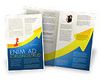 Careers/Industry: Improvement Brochure Template #04786