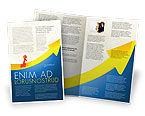 Careers/Industry: Improvement Brochure Template #04786