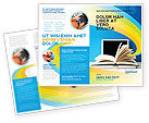Education & Training: eLearning Brochure Template #04807