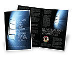 Careers/Industry: Film Tape Brochure Template #04812