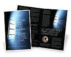 Careers/Industry: Film Tape Brochure Template #04812