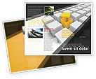 Consulting: Open Box Brochure Template #04830