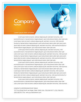Business Concepts: Business Professional Letterhead Template #04831