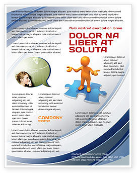 Don't Know Flyer Template