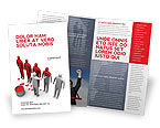 Education & Training: Likeness Brochure Template #04904
