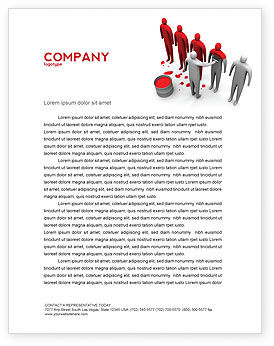 Education & Training: Likeness Letterhead Template #04904